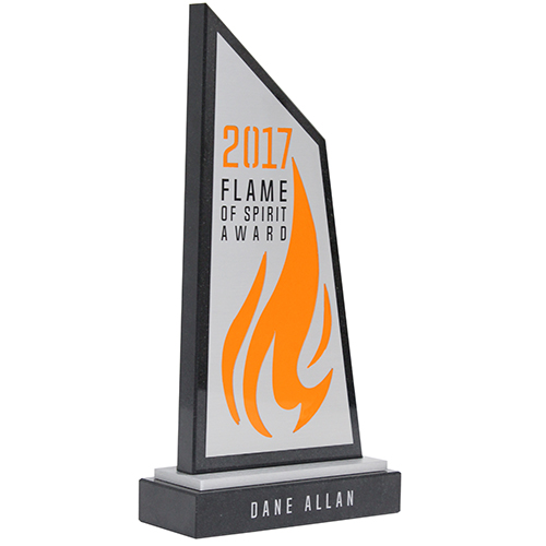 FLAME OF SPIRIT AWARD