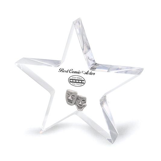 Acrylic Star 1